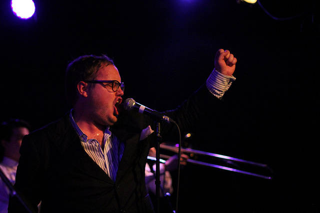 St. Paul and the Broken Bones -- photo by Tyler Garcia