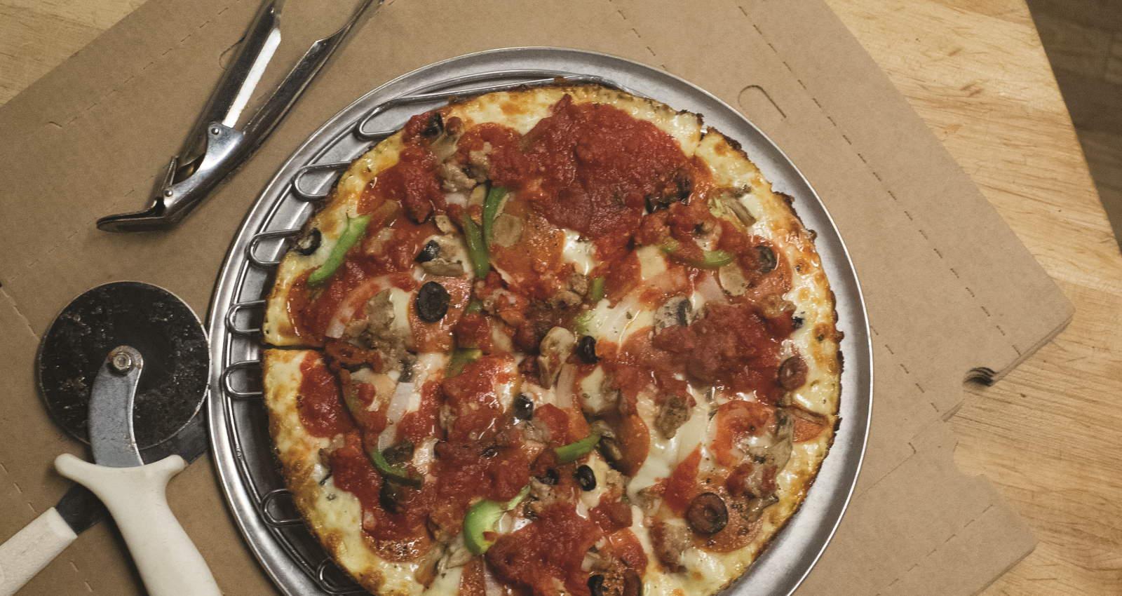 Tomaso's Pizza, Cedar Rapids