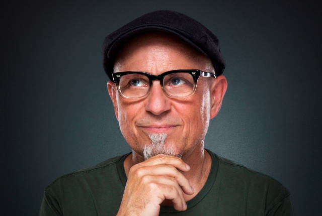 Bobcat Goldthwait plays Penguins Comedy Club on Apr. 8 & 9.