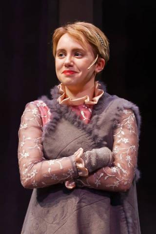 Hamlet at Theatre Cedar Rapids