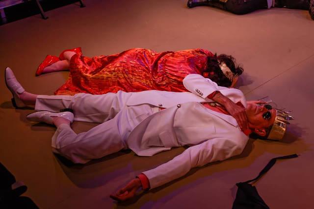 Rosencrantz and Guildenstern Are Dead at Theatre Cedar Rapids