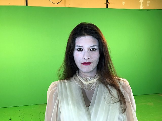 Julia Kaye-Rohlf -- photo courtesy of Attic Door Productions