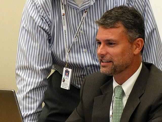 ICCSD Superintendent Stephen Murley -- file photo