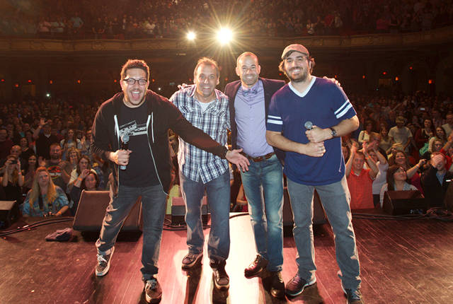 The Tenderloins - Impractical Jokers - Cedar Rapids