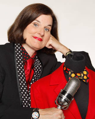 Paula Poundstone will be performing at the Englert Theatre in Iowa City on Friday, June 10 -- press photo