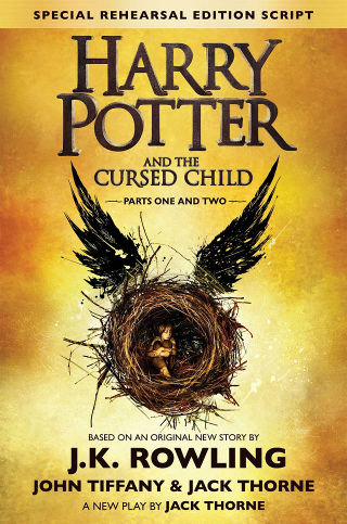 The latest tale in the Potter-verse hits the stands on July 31