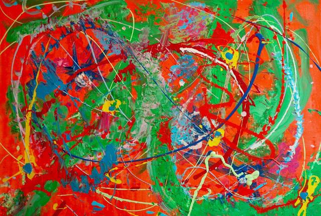 Tamara Recker - Oil on Canvas