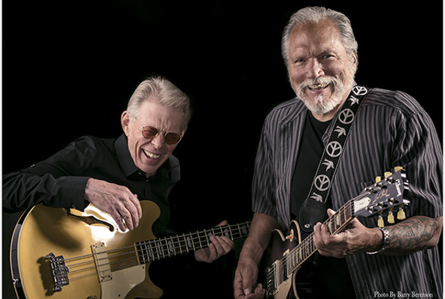 Hot Tuna returns to the Englert on Friday, Aug. 12 -- photo by Barry Berenson