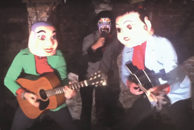 """Video still from """"Brothers,"""" by Meat Wave. The Chicago punk act will headline Bloated Kat Records' Punk Fest at Gabe's on Aug. 20."""