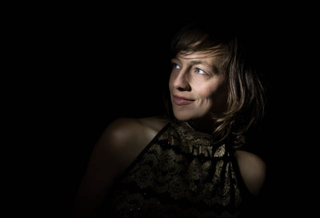 Lucie Thorne headlines the first LilFest concert of the season -- photo by Heike Qualitz