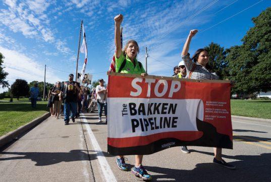 Bakken Pipeline, Zak Neumann