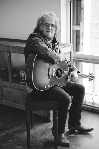 Ray Wylie Hubbard -- photo by Courtney Chavanell