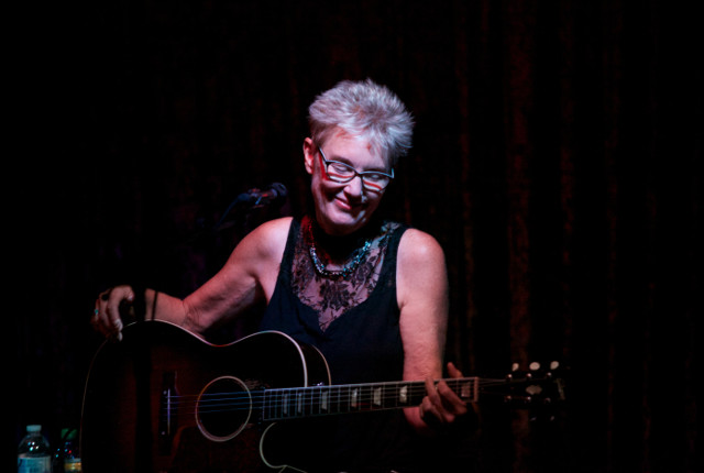 Eliza Gilkyson embarks on a Midwest tour with friends as Three Women and the Truth. -- photo by Philip Rosenthal