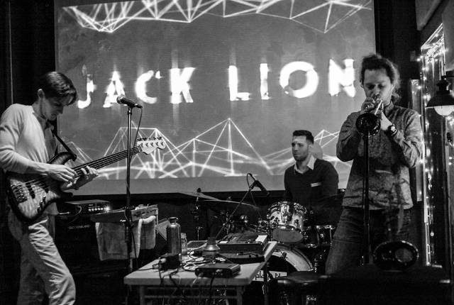 Jack Lion will play The Mill to celebrate the release of their new EP -- photo via the band's website