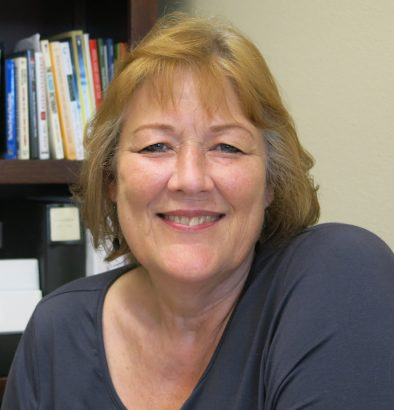 Becci Reedus is the executive director of The Crisis Center of Johnson County. -- photo courtesy of the Crisis Center