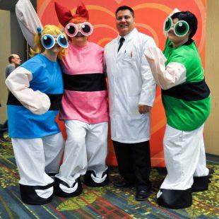 Linn Area Credit Union Saves The Day At Cedar Rapids Comic Con Saturday Feb 4 2017 Photo By Sofi Shannon