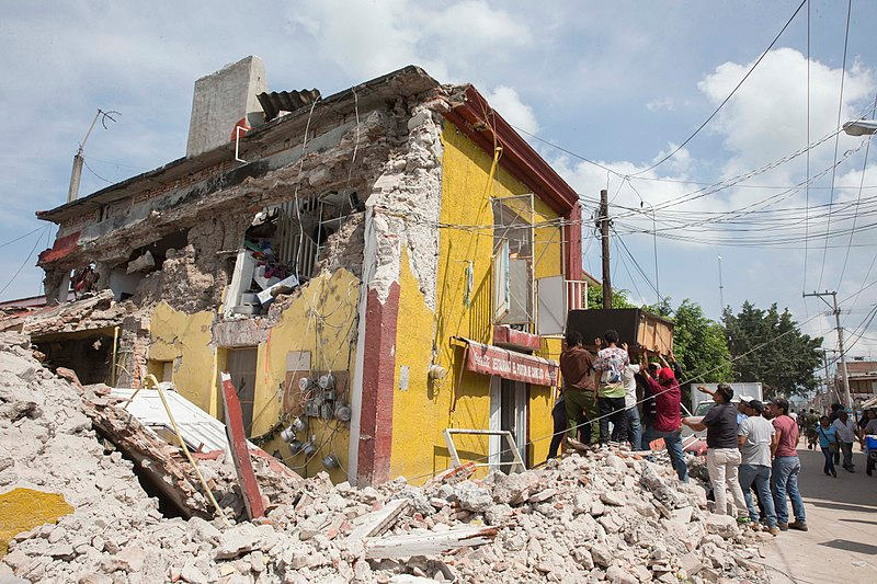 Mexico Earthquake Death Toll Jumps to 355