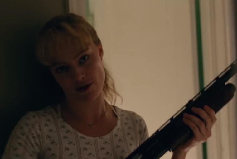 Margot Robbie as Tonya Harding. — video still