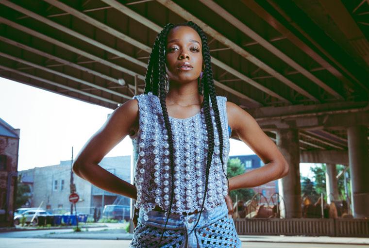 Jamila Woods - Giovanni (Audio) - YouTube