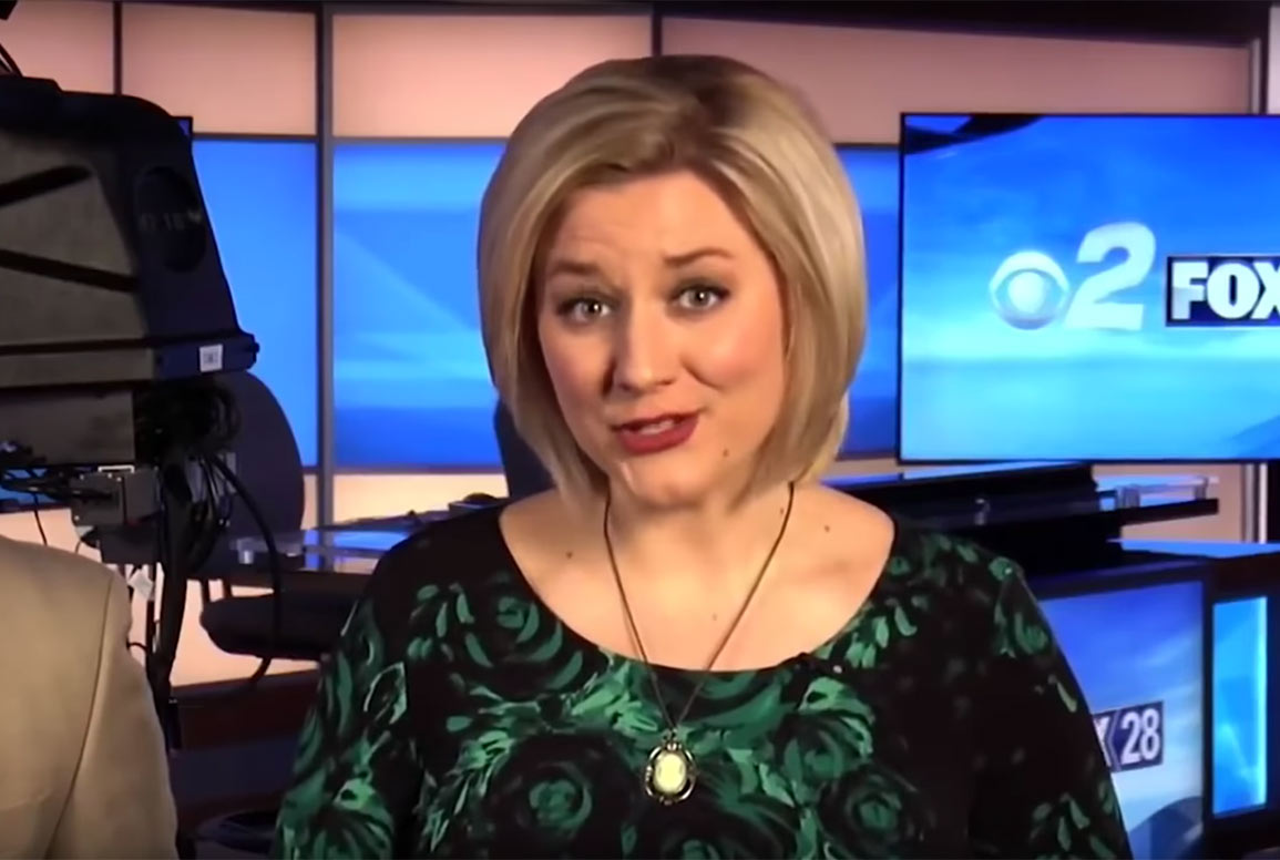 Cbs 2 And Fox 28 Featured In Viral Video Of Local News Anchors