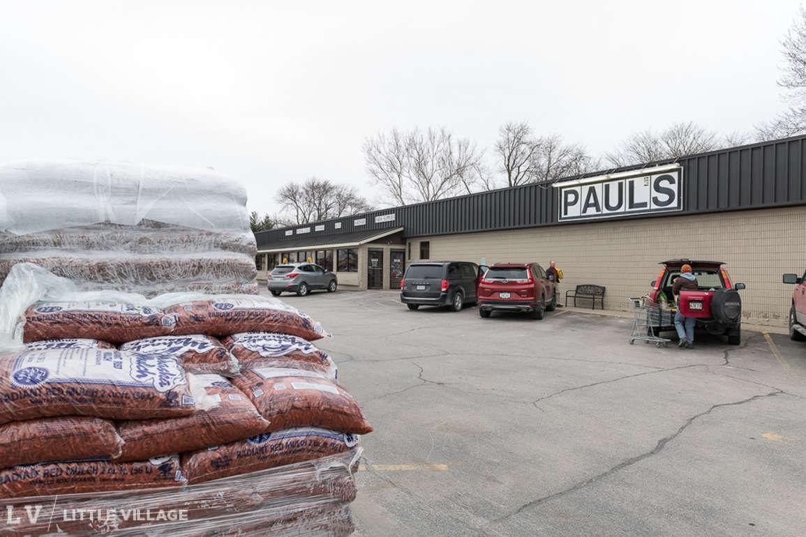 3a7c8f9692 Paul's Discount in Iowa City, April 2, 2018. — photo by Zak Neumann
