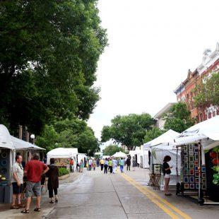 Iowa Arts Festival 2013