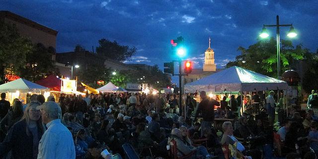 Arts Fest 2012, photo by Trwarnecke
