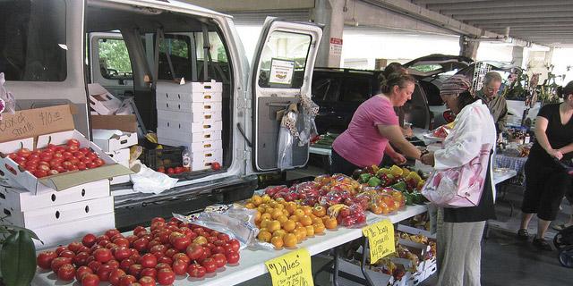 Iowa City Farmer's Market