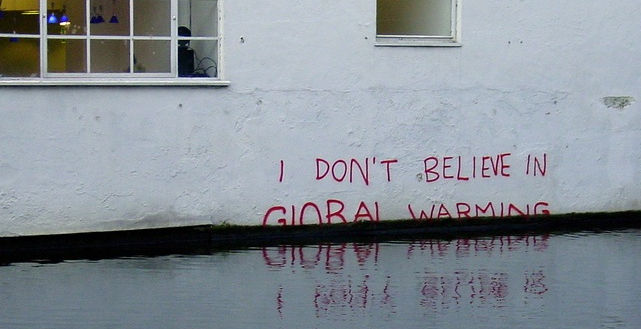 Climate change oh my!