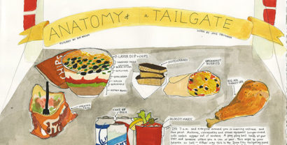 Anatomy of a tailgate