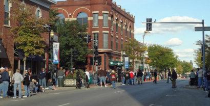 Downtown Joliet, Illinois