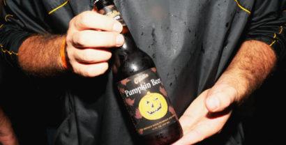 Pumpking Beer