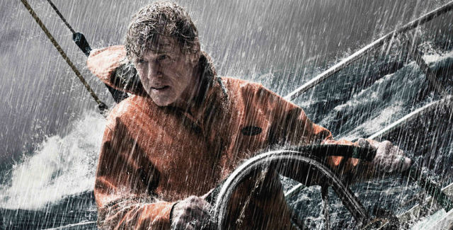 All is Lost starring Robert Redford