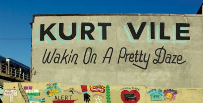 Kurt Vile's Wakin on a Pretty Daze