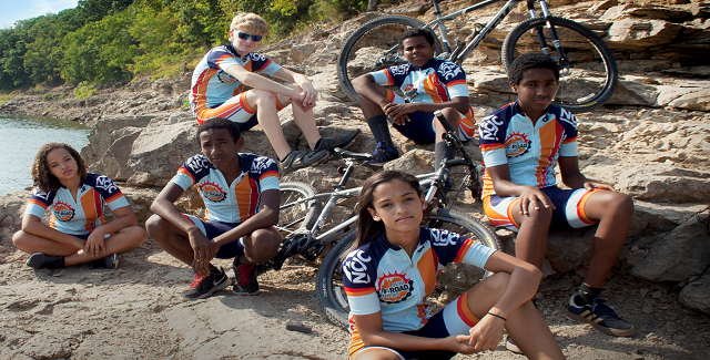 The Youth Off-Road Riders Cycling Program