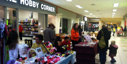 Sycamore Mall's Winter Market