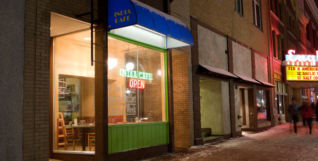 India Cafe Iowa City