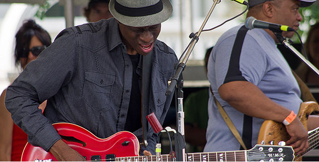 Keb' Mo' comes to IC