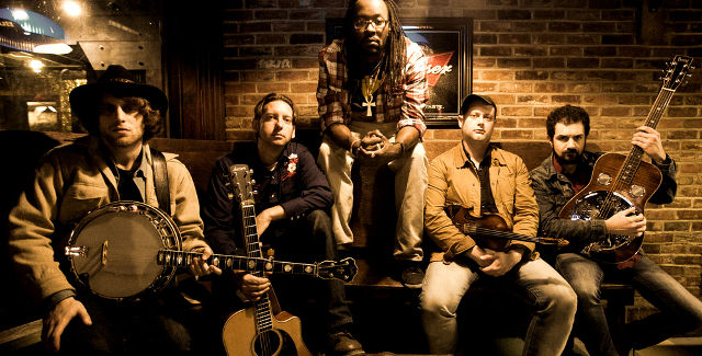 Gangstagrass at the Yacht Club