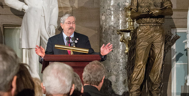 Branstad speaks in Washington D.C.