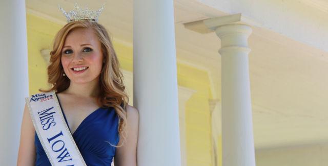 Miss Iowa 2014