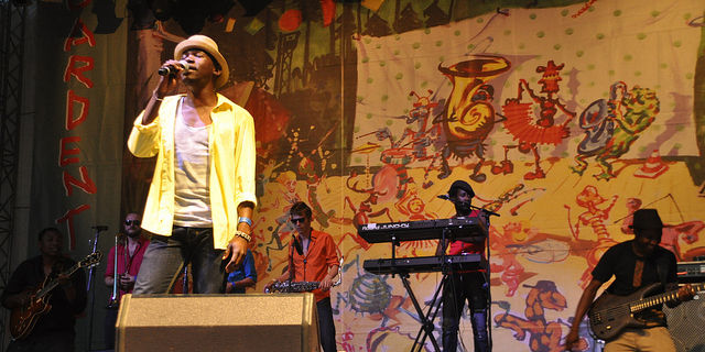 Mokoomba to play CSPS