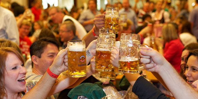 Backpocket Brewing Oktoberfest