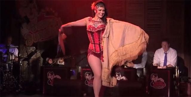 Iowa Burlesque Festival Holds Weekend Of Tantalizing Performances Little Village
