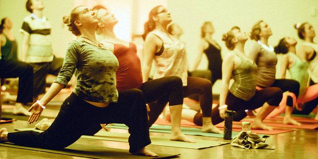 Iowa Yoga Festival 2014
