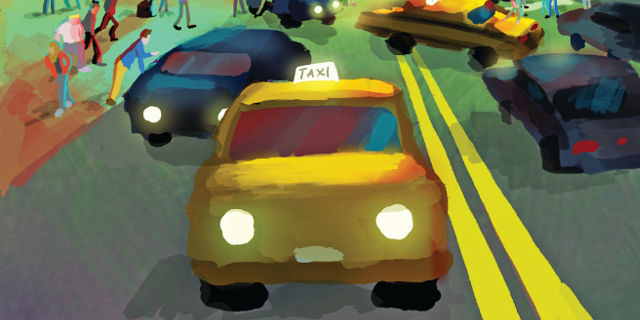 Taxi Tangle