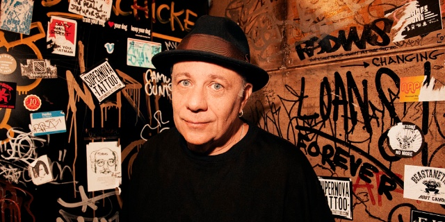 Eddie Pepitone -- photo courtesy of Green Gravel