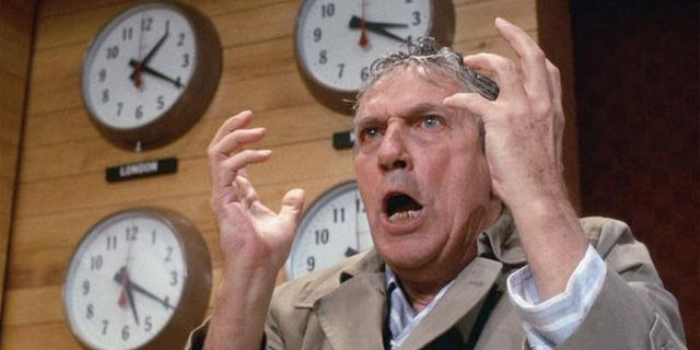 Howard Beale being Howard Beale