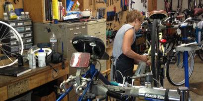 Iowa City Bike Library moves