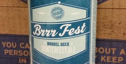 Brrr Fest Ale